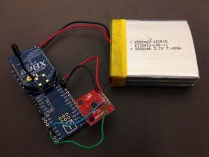 Magnetometer Parking Sensor(2)