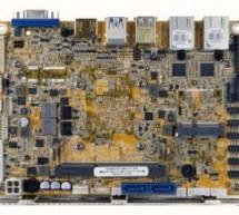 NANO-GLX- IEI's Low TDP SBC Designed for IoT applications