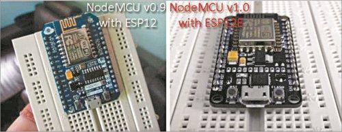 NodeMCU v1.0 pinouts