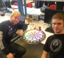 RGB LED Strip Clock