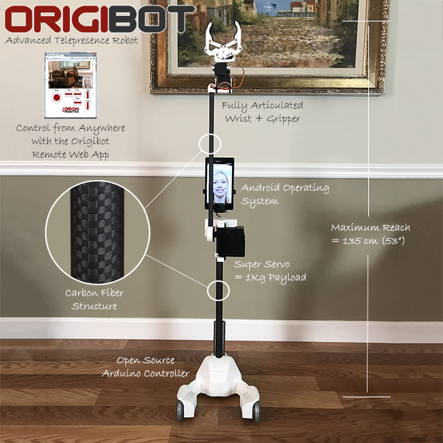 Telepresence Robot (3)