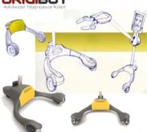 ORIGIBOT2 Telepresence Robot Platform with Arm & Gripper