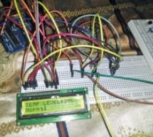 Arduino-Based Coil Winding Temperature Recorder and Alarm Generator