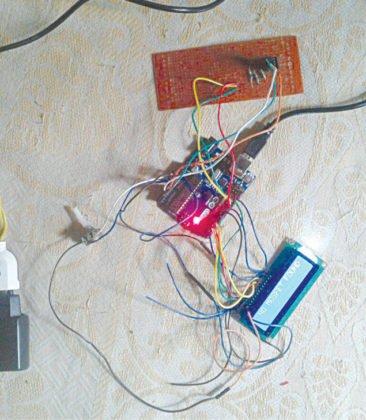 Authors' prototype