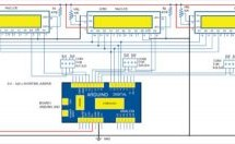 Interfacing Multiple LCDs With Arduino