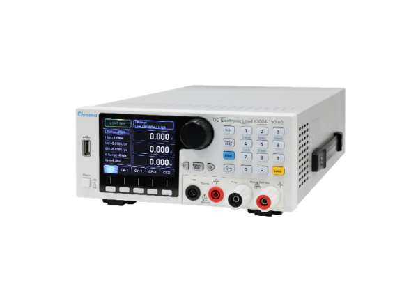 PROGRAMMABLE DC ELECTRONIC LOAD MODEL 63000 SERIES 1
