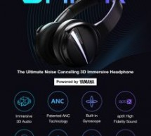 SHIVR -THE ULTIMATE NOISE CANCELLING 3D HEADPHONES