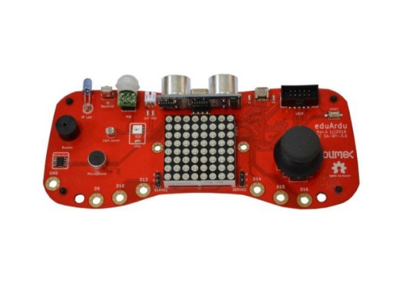 eduArdo Arduino development board