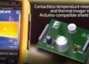 Rapid development platform for thermal imaging and IR sensing