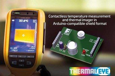 thermal imaging and IR sensing