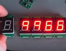ADDRESSABLE 7-SEGMENT DISPLAYS MAY MAKE MULTIPLEXING A THING OF THE PAST