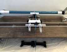 AN ARDUINO CARBON FIBER WRAPPING MACHINE