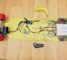 DIY electric longboard using Arduino