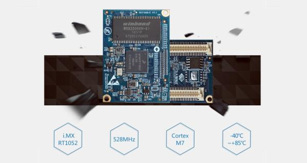 FORLINX OK1052-C BOARD PROVIDES SAME REAL-TIME CAPABILITY AS FOUND IN MICROCONTROLLERS