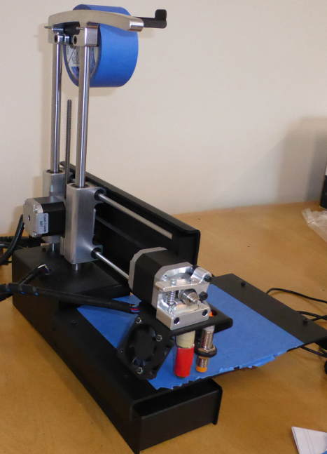 Guildford-Makerspace-Printrbot-Simple-Metal using Pic-microcontroller