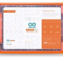 New Arduino Education Science Kit launched by Google and Arduino
