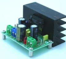 10W STEREO AUDIO AMPLIFIER
