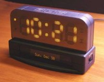 3D Printed Alarm Clock Looks Just Like Store Bought
