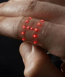RESEARCHERS DEVELOPED HYBRID 3D PRINTING METHOD TO MAKE FLEXIBLE WEARABLE DEVICES