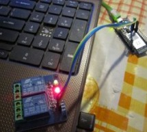 Hello World with Arduino/Genuino MKR1000: Relay Board and AP