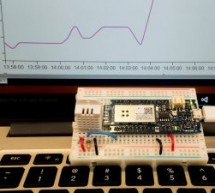MKR1000 Temp and Humidity Sensor