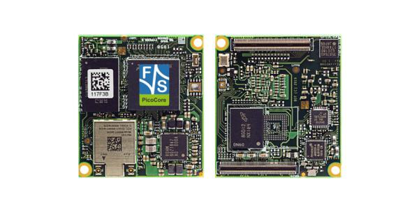 PICOCORE MX8MM FEATURES I.MX8 MINI AND RUNS LINUX 3