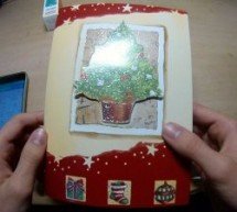 Hackable Christmas Greeting Card