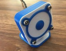 A MOSTLY 3D PRINTED SPEAKER