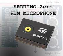 Arduino Zero Projects List