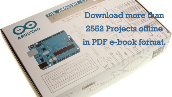Download more than 2552 Projects offline in PDF e-book format.