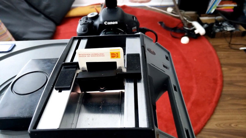 A HIGH-SPEED SLIDE SCANNER BUILD