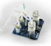 Programmable-Air Arduino pneumatics kit