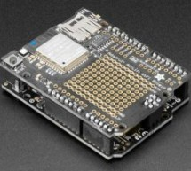 Arduino AirLift Shield ESP32 WiFi co-processor arrives at Adafruit