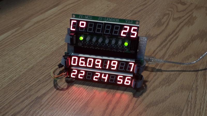 MAKING A DIGITAL CLOCK A LITTLE MORE INTUITIVE