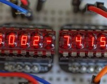 NEW PCB REVIVES ANCIENT BUBBLE LED DISPLAYS