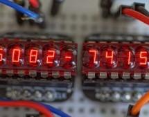 NEW PCB REVIVES ANCIENT BUBBLE LED DISPLAYS