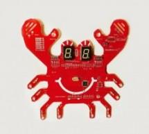 Crabbie Arduino development board hits Kickstarter