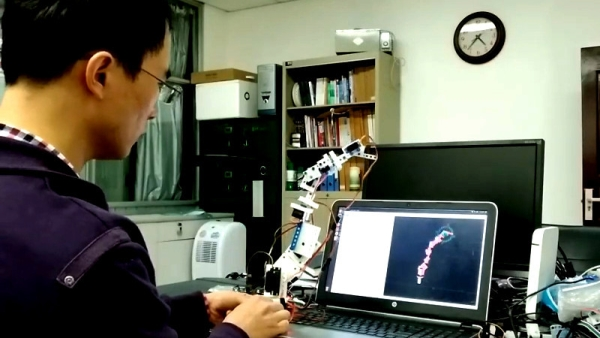 LEGO-BASED ROBOT ARM WITH MOTION PLANNING