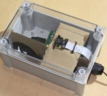 LoRa security camera using a MKR WAN 1300 base station