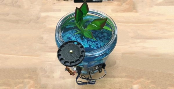 THIS ARDUINO IS FEEDING THE FISHES