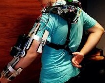 AN EXOSKELETON ARM FOR A HACKER ON A BUDGET