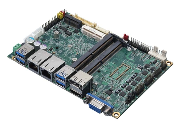 """COMMELL LE-37M SBC TAPS 8TH GEN """"COFFEE LAKE"""" CLOCKED UP TO 4.3GHZ"""