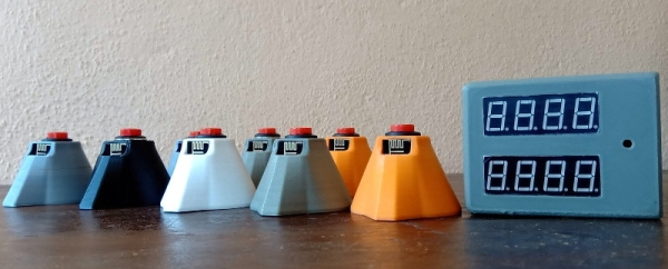 GAME ON WITH THESE OPEN SOURCE ARDUINO BUZZERS
