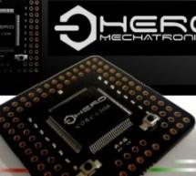 HeroCore slimline Arduino Mega development board