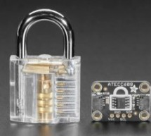 Keep your secret safe with the ATECC608 crypto-authentication chip