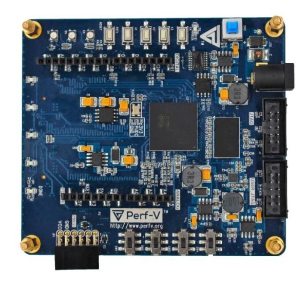 PERF-V FPGA BASED RISC-V DEVELOPMENT BOARD