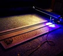 3W 4'x4′ Arduino Laser Cutter/Engraver