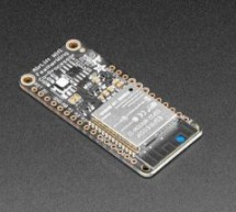 AirLift FeatherWing ESP32 WiFi co-processor now available
