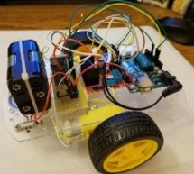 Arduino Bluetooth Car Controlled by Labview
