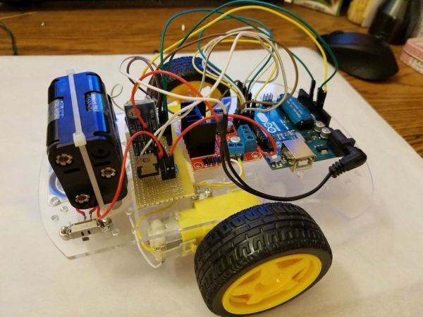 Arduino-Bluetooth-Car-Controlled-by-Labview